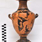 Hydria Magna Grecia IV secolo a. C.