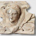 MAN Aquileia Lastra di rivestimento architettonico in terracotta Seconda metà II sec. a.C. © slowphoto.studio